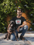"""Rescue All Dogs"" Men's Triblend T-Shirt"