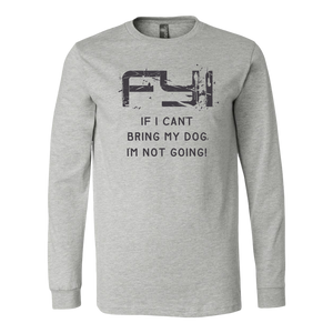 """FYI"" Unisex Long Sleeve Shirt"