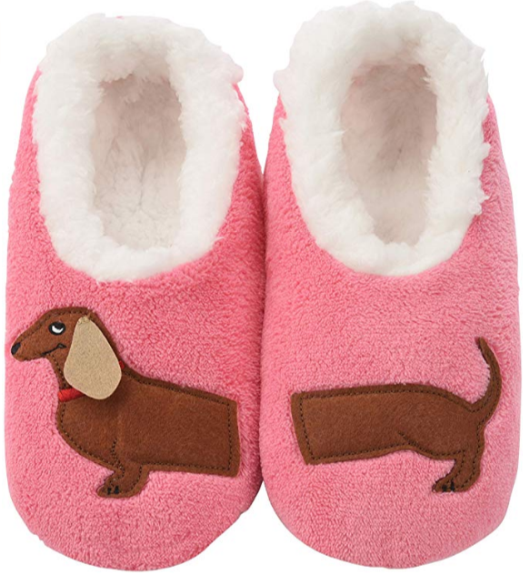 Women's Anti-Skid Dachshund House Slippers