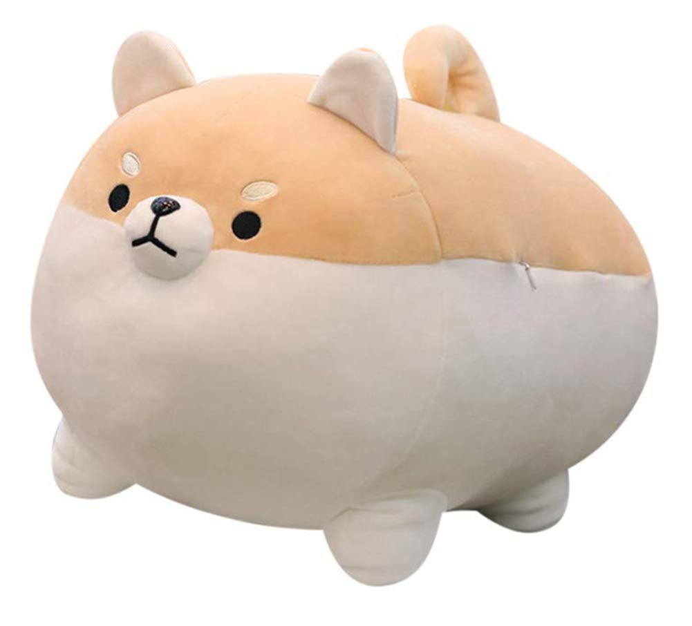 Plush Soft Shiba Inu Corgi Dog Pillow Toy