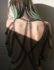 DRAPED HARNESS