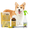 King Kalm 600mg Hemp Oil For Corgis+ FREE Klean Bed Spray
