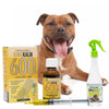 King Kalm 600mg Hemp Oil For Pitbulls + FREE Klean Bed Spray