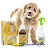 King Kalm 600mg Hemp Oil For Labradoodles + FREE Klean Bed Spray