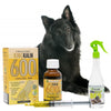 King Kalm 600mg Hemp Oil For Belgian Sheepdogs + FREE Klean Bed Spray