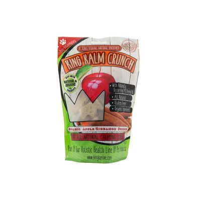 KING KALM™ Crunch - Apple Cinnamon