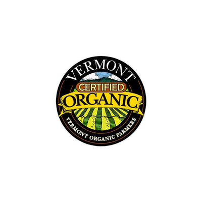 Vermont Certified organic