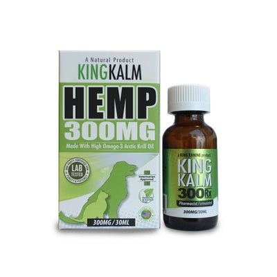KING KALM™ Hemp 300mg