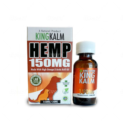 KING KALM™ Hemp 150mg
