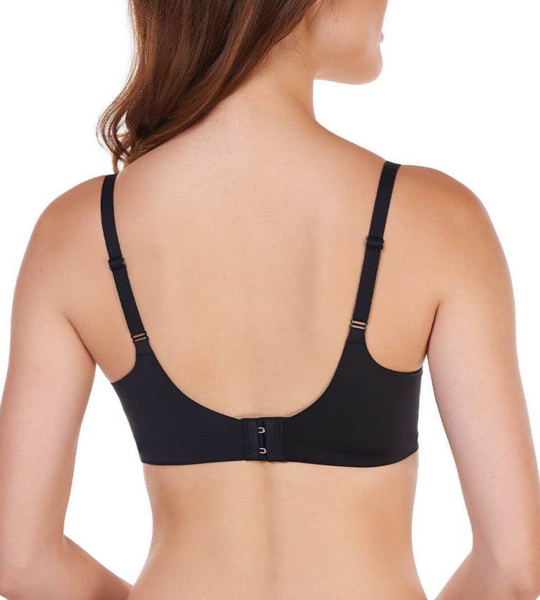 Everyday Essential Wired Support Bra - BLACK