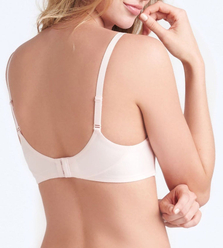 Everyday Soft Touch Non Wired Bra - PEARL