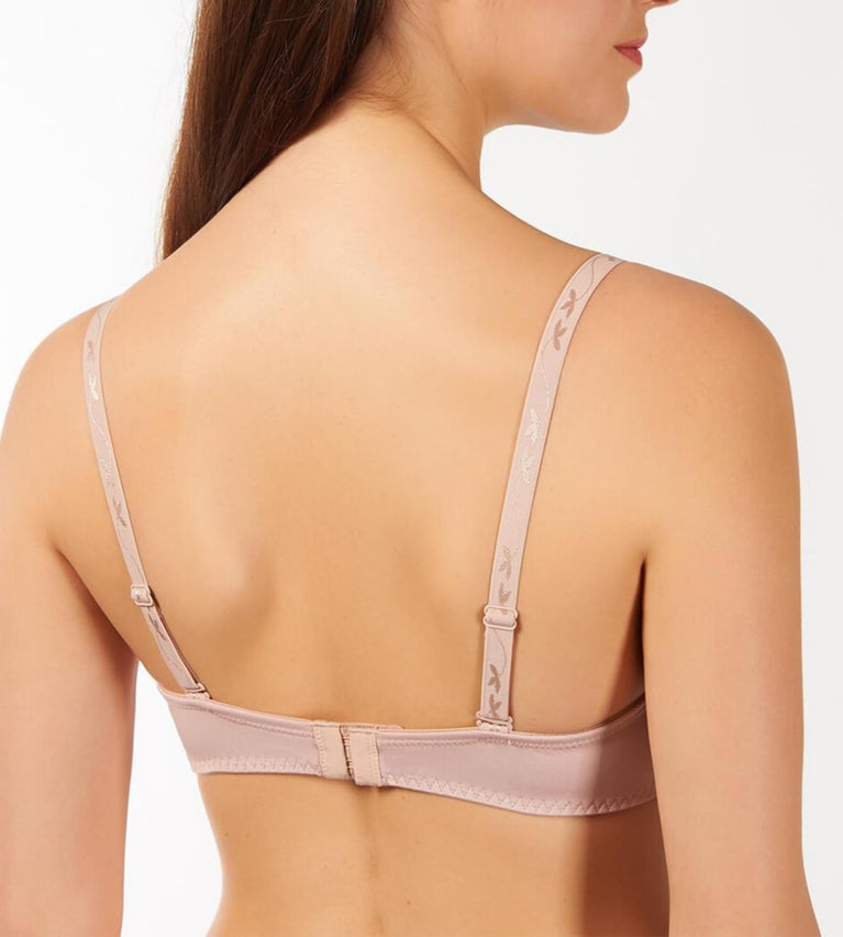 Everyday Wired Padded Bra - NEUTRAL BEIGE
