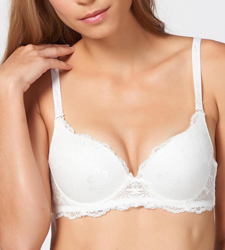 Everyday Wired Padded Bra - VANILLE