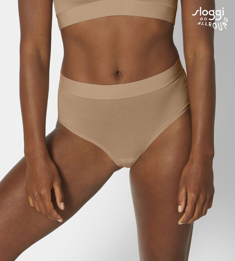 Go Allround Maxi Panty (1 size fits all) - PEANUT BUTTER