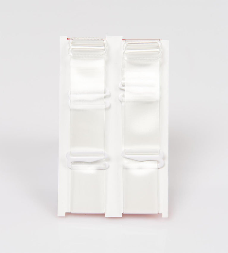 Invisible Shoulder Straps - Thick - TRANSPARENT