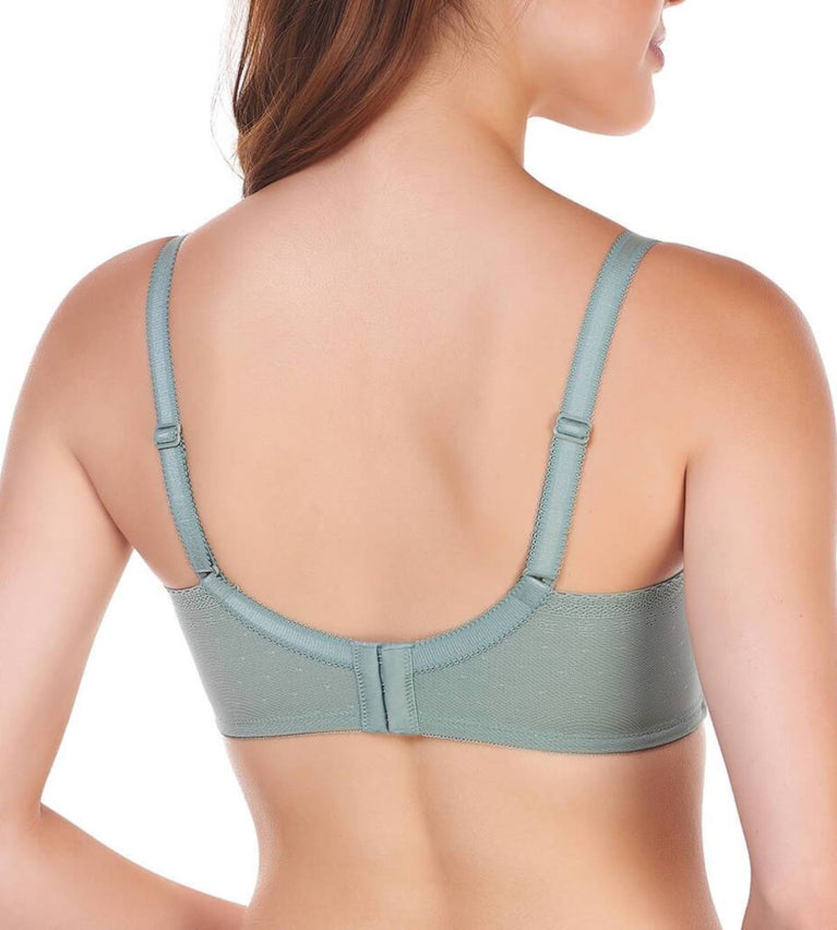 Sculpt Air Wired Uplift Bra - ABSTINTHE
