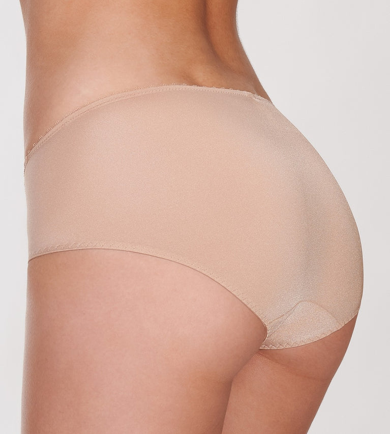 Sexy Cushion Basic Panty - Hipster - SMOOTH SKIN