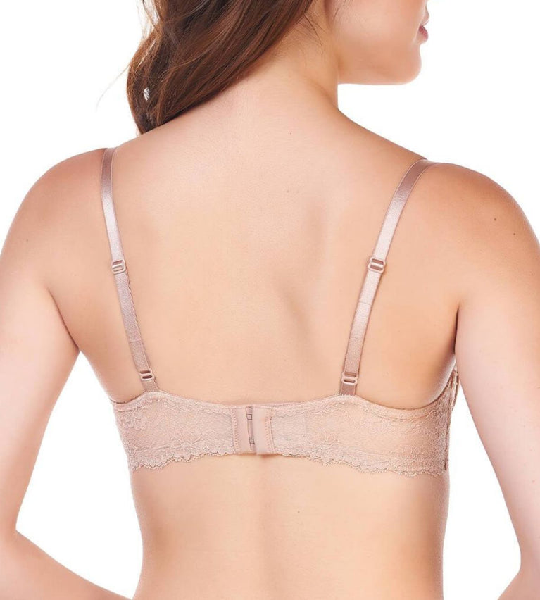 Sexy Cushion Basic Wired Push Up Bra - SMOOTH SKIN