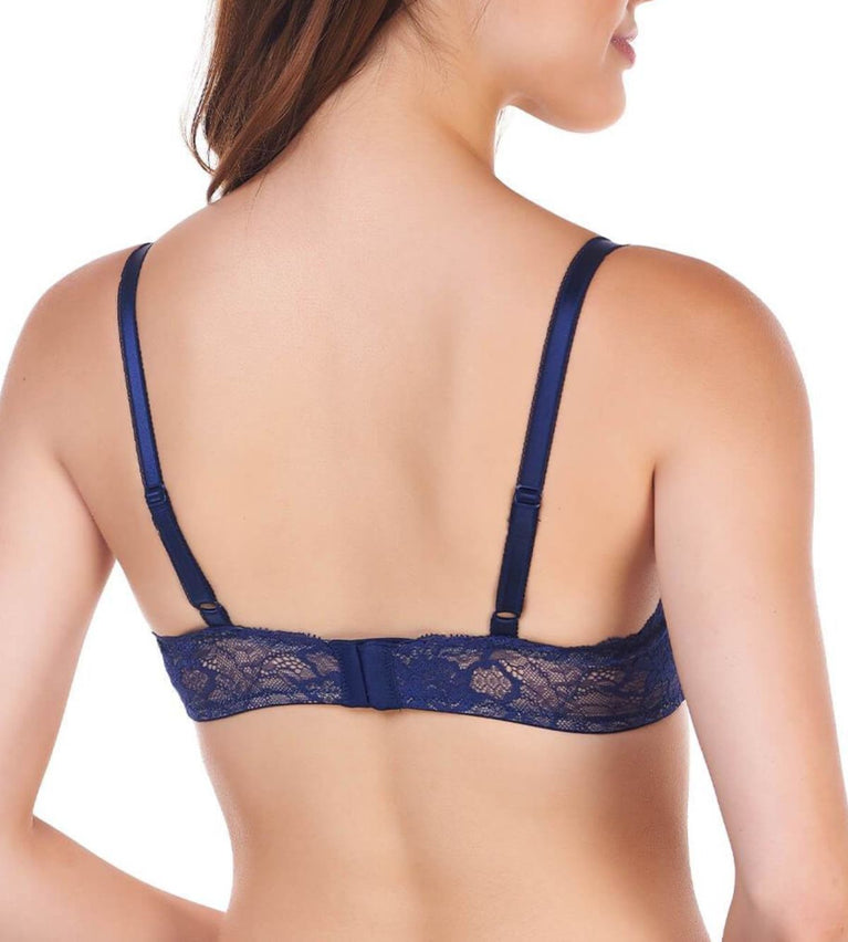 Sexy Cushion Glam Bandeau - DEEP WATER