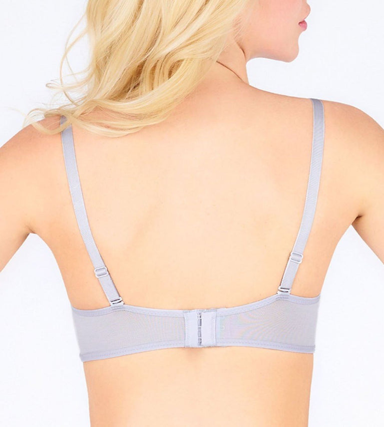 Simply Style Air Wired Bandeau Bra - FEATHER