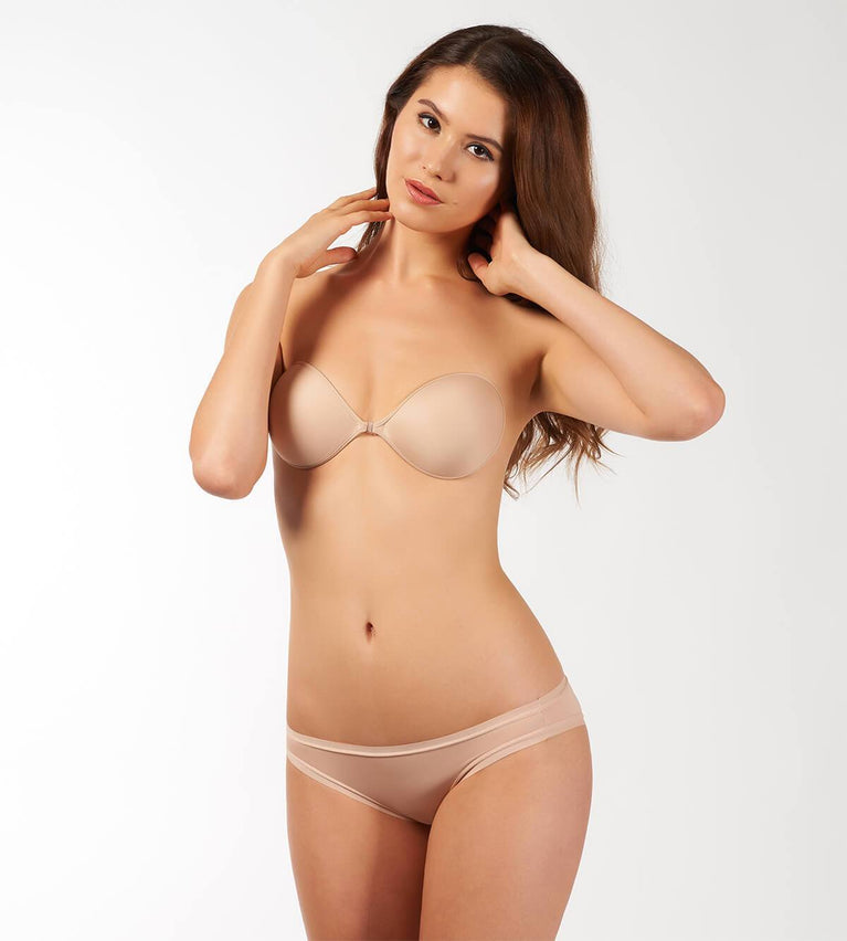 Stick On Bra - NEUTRAL BEIGE