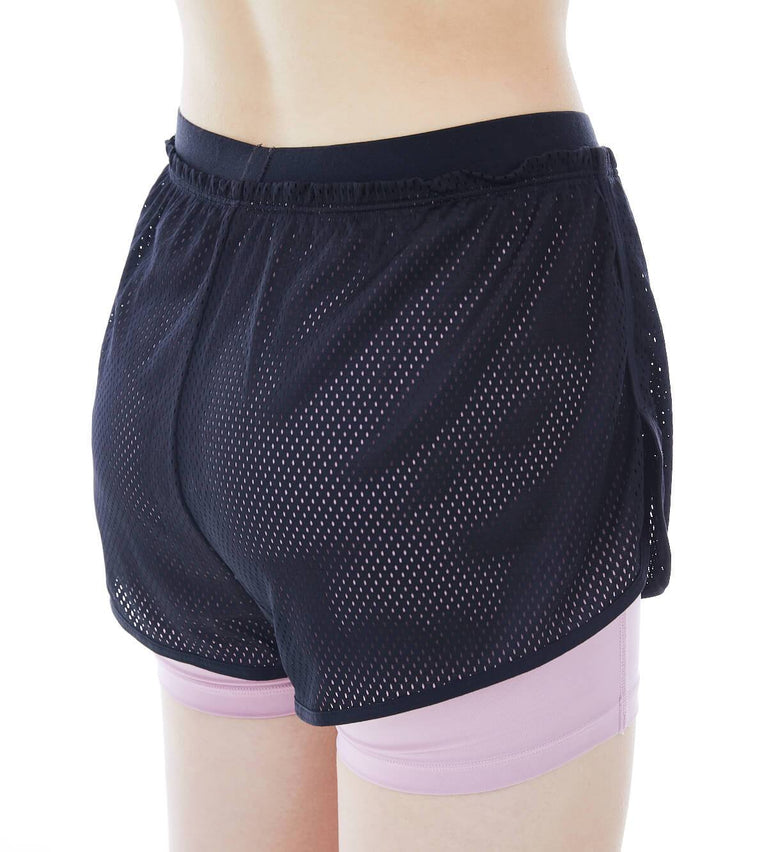 Triaction Fit-ster Short - BLACK