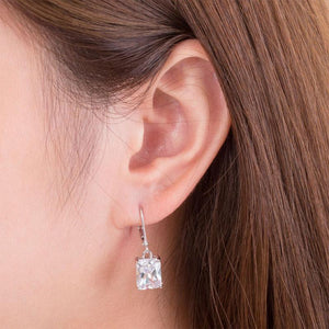 Angelina 4 Carat Earrings
