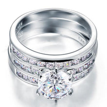 Load image into Gallery viewer, Charlotte Ring Set