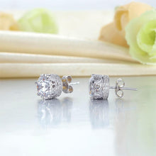 Load image into Gallery viewer, Stacy Stud Earrings