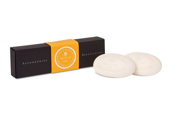 Duo de Savons - Orange & Pamplemousse (2X50g)