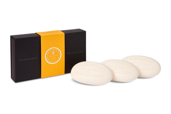 Coffret exclusif - Orange & Pamplemousse (3x100gr)