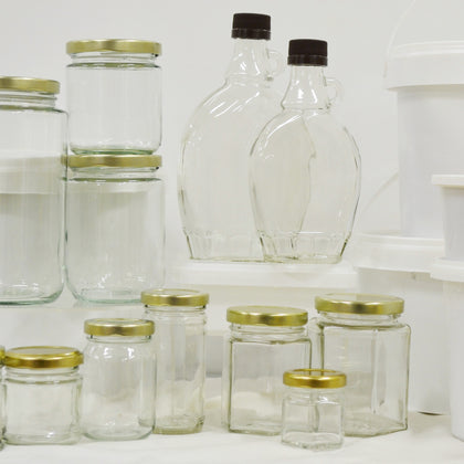 Jars | Containers | Pails