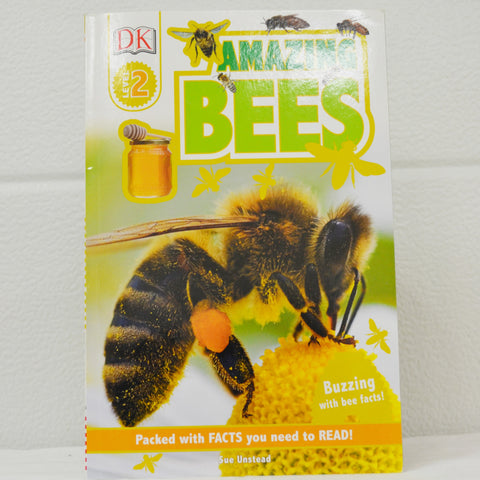 Amazing Bees Book