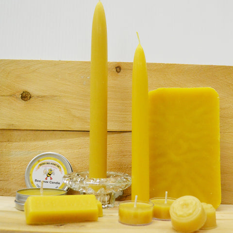 2021 Beeswax Candle Making Workshop