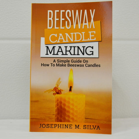 Beeswax Candle Making Book