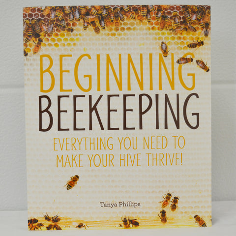 Beginning Beekeeping Book