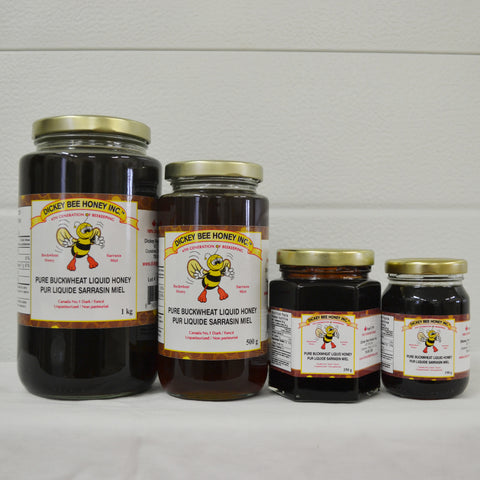 Buckwheat Liquid Honey