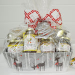 Christmas Honey Basket