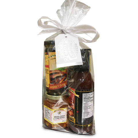 Condiment 3pk Christmas Gift Pack