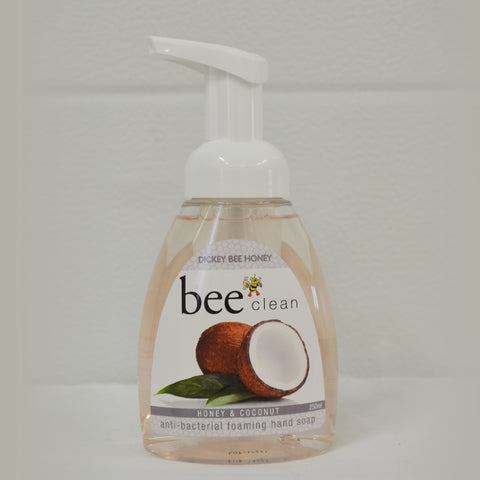 Honey & Coconut Hand Soap