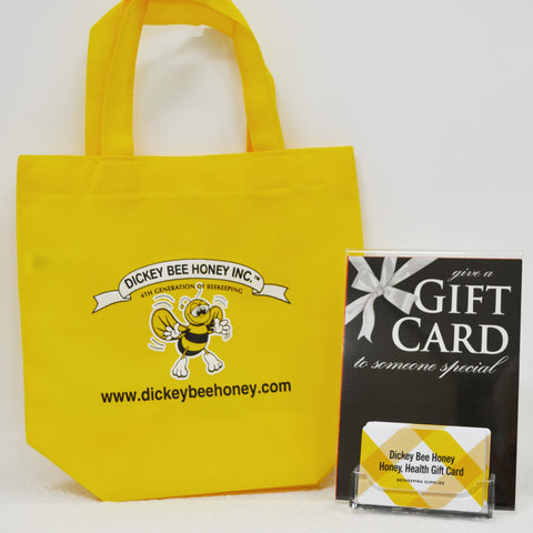DBH Gift Card & Gift Bag    Great Gift Idea