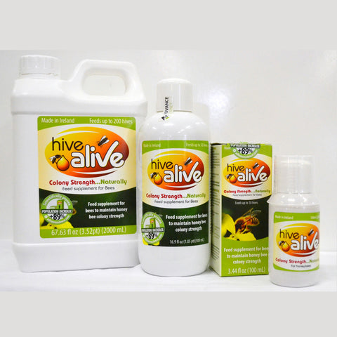Hive Alive Bee Supplement