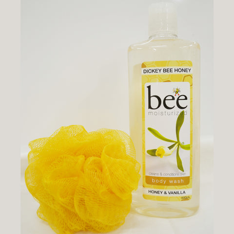 Honey & Vanilla Body Wash