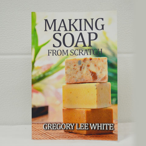 Making Soap Book