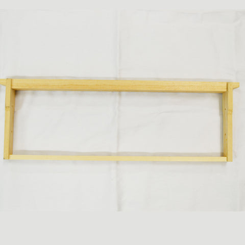 Wedge Frames for Beeswax Foundation