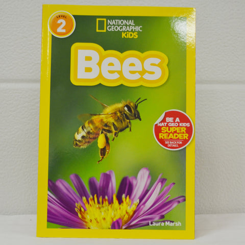 National Geographic Kids - Bees Book