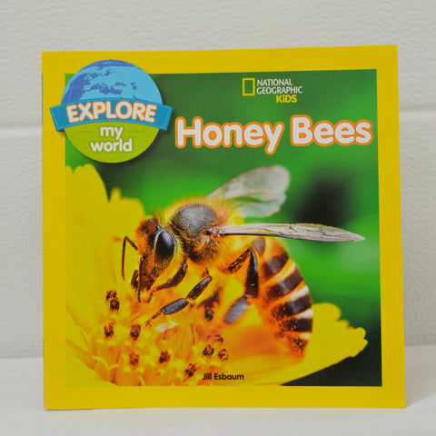 National Geographic Kids - Honey Bees Book