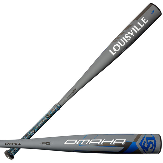 "Louisville Slugger 2020 Omaha (-3) 2 5/8"" BBCOR Baseball Bat"