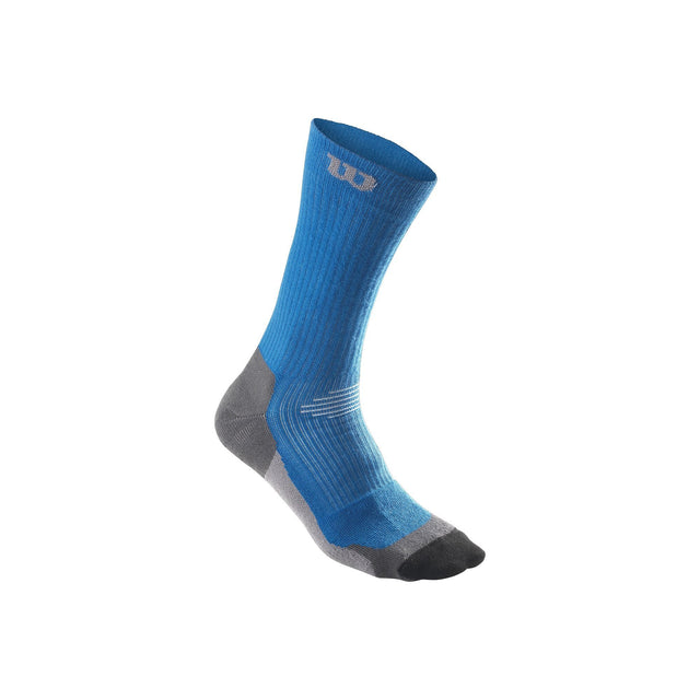 Men's High-End Crew Sock - Blue