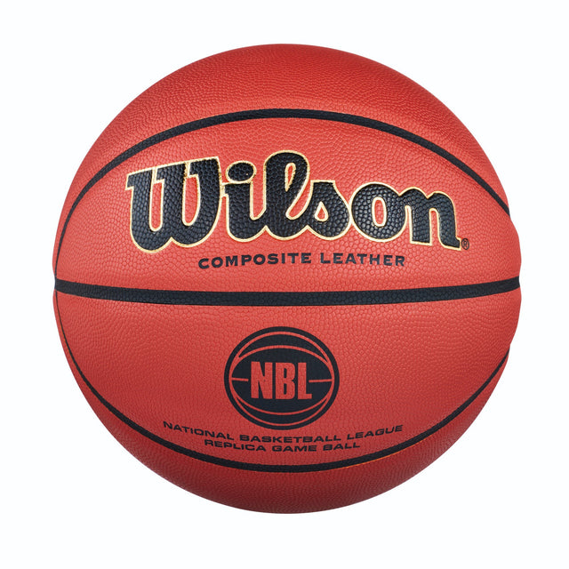 NBL Replica Basketball - size 7